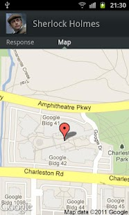 Handy Locator Lite - screenshot thumbnail