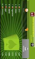 Screenshot of Solitaire Challenge (Online)