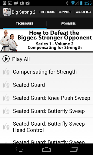 Big Strong 3 - Top 5 Moves App