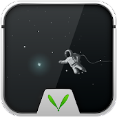 Outer Space Live Locker Theme