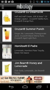 Mixology™ Drink Recipes- screenshot thumbnail