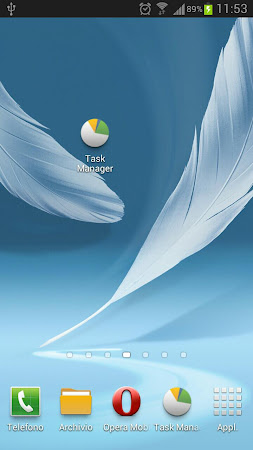 Task Manager Note 2 Shortcut 2.0 screenshot 254460