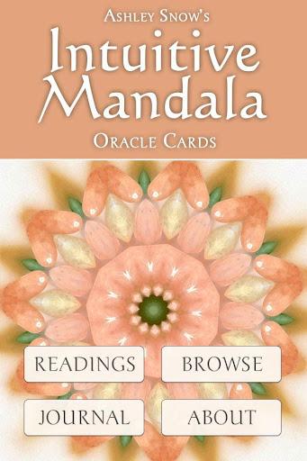 Intuitive Mandala Oracle Cards