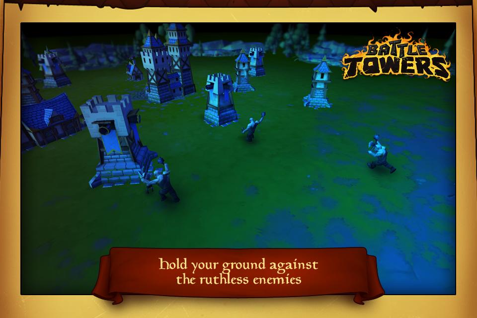 Battle Towers - screenshot