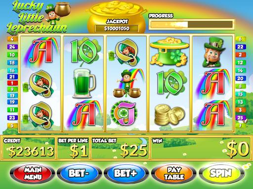 Lucky L Leprechaun Slots PAID