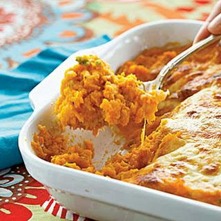 Sweet Potato–Jalapeño Casserole