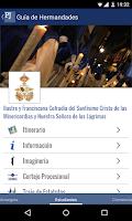 Screenshot of Semana Santa Jaén