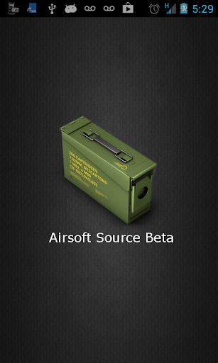 Airsoft Source Beta