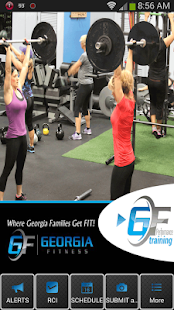 Georgia Fitness - screenshot thumbnail