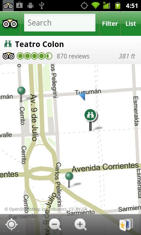 Buenos Aires City Guide screenshot #2