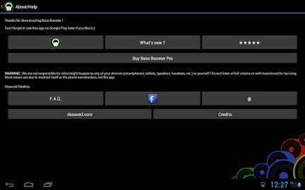 Bass Booster Screenshot 9