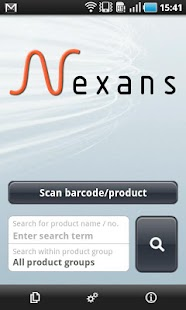 Nexans- screenshot thumbnail