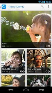 RealPlayer Cloud - screenshot thumbnail
