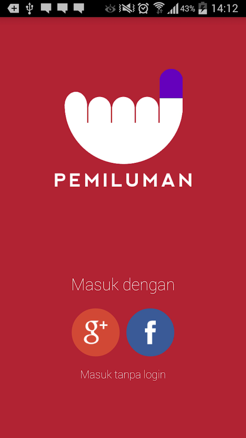 Pemiluman- screenshot