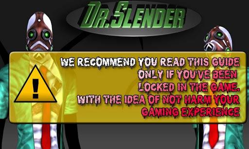 Dr.Slender Ep 1 Guide Eng