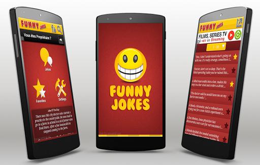 iJokes Funny Cool Jokes