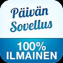Päivän sovellus 100% Ilmainen logo