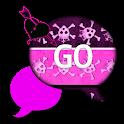 GO SMS THEME/ValentineSkulls4 icon
