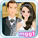 Moonlight Wedding Dress Up icon