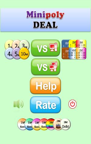 Monopoly Deal Mini v1.4.2   app screenshot