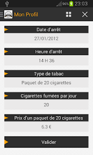 J'arrête De Fumer - screenshot thumbnail