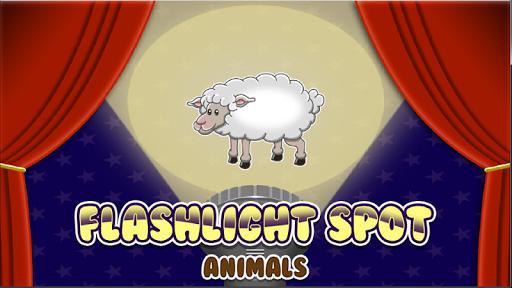 Flashlight Animals Puzzles