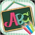 Магия краска ABC icon