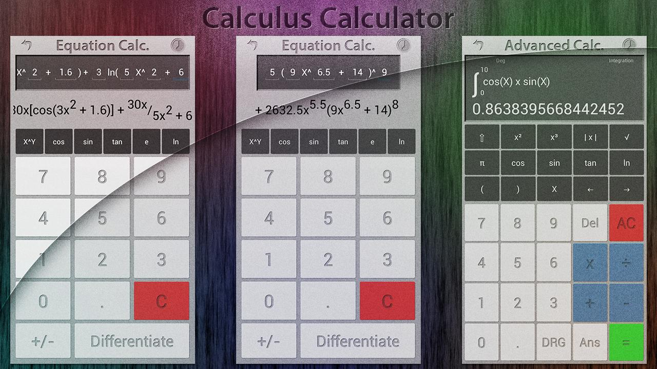 Calc+ - screenshot