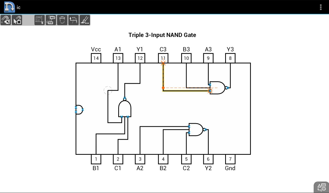 nodescape pro diagram tool screenshot - Visio Editor Download
