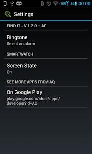 玩免費生產應用APP 下載Find It for SmartWatch app不用錢 硬是要APP