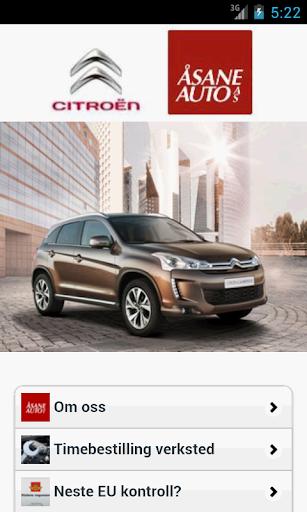 Åsane Auto