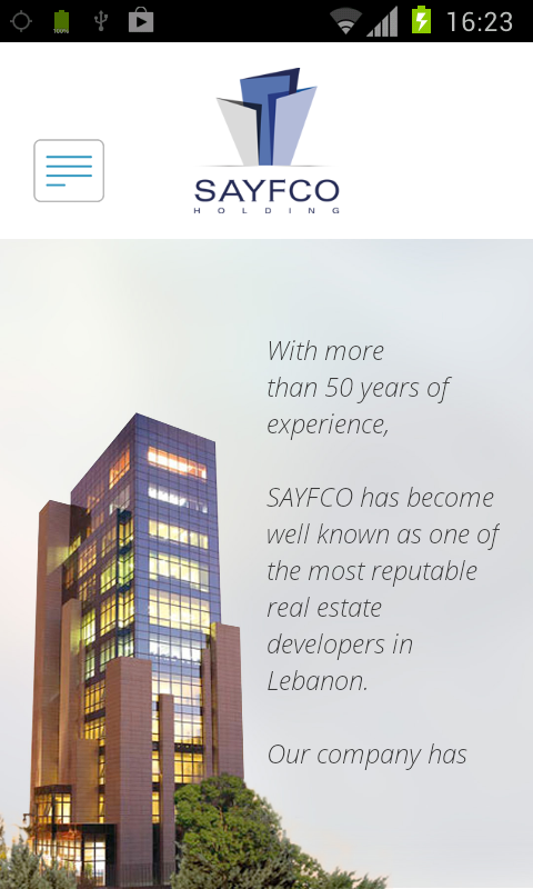 Sayfco- screenshot