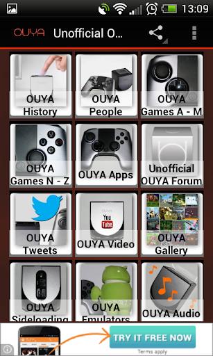 Unofficial OUYA Companion-Free