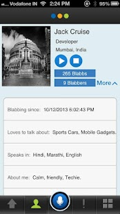 Blabberpad- screenshot thumbnail