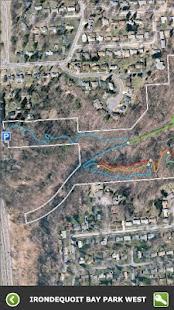 GROC Mobile Trail Maps 2.0 - screenshot thumbnail