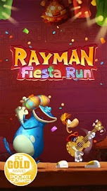 Rayman Fiesta Run Screenshot 1