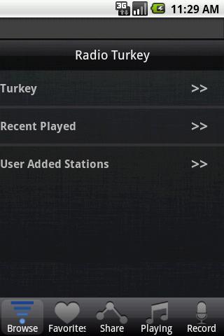 【免費新聞App】土耳其廣播及網絡電台-APP點子