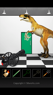 DOOORS4 - room escape game -- screenshot thumbnail