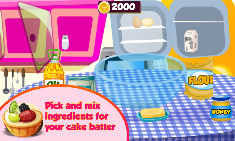 Dessert Maker- screenshot