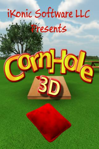 CornHole 3D Bag Toss Game