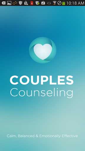 Couple Counseling Chatting