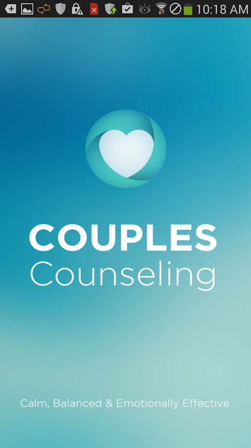 Couple Counseling & Chatting- screenshot