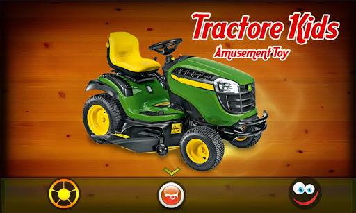 Tractor Kids Amusement Toy
