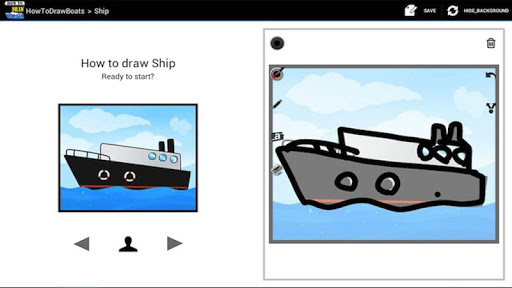 HowToDraw Boats