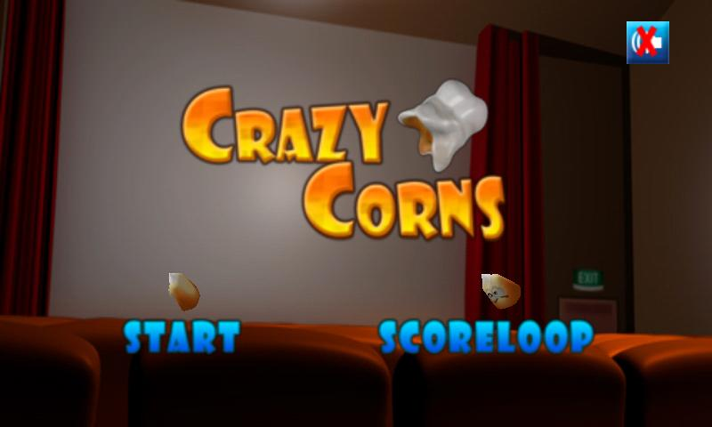 Crazy Corns 3D HD Free- screenshot