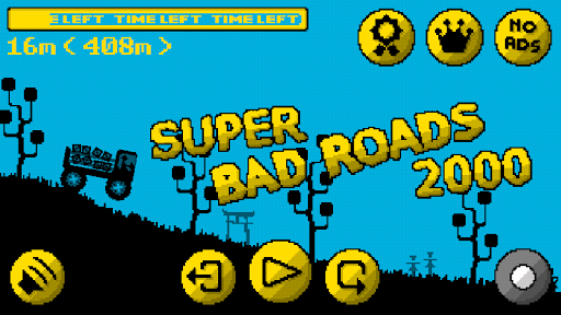 Super Bad Roads 2000