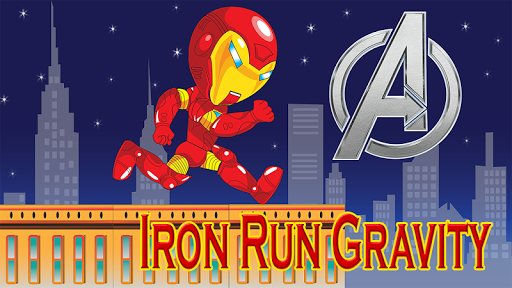 Iron Run Gravity Game Free
