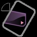 mpRemocon PurplePanel theme logo