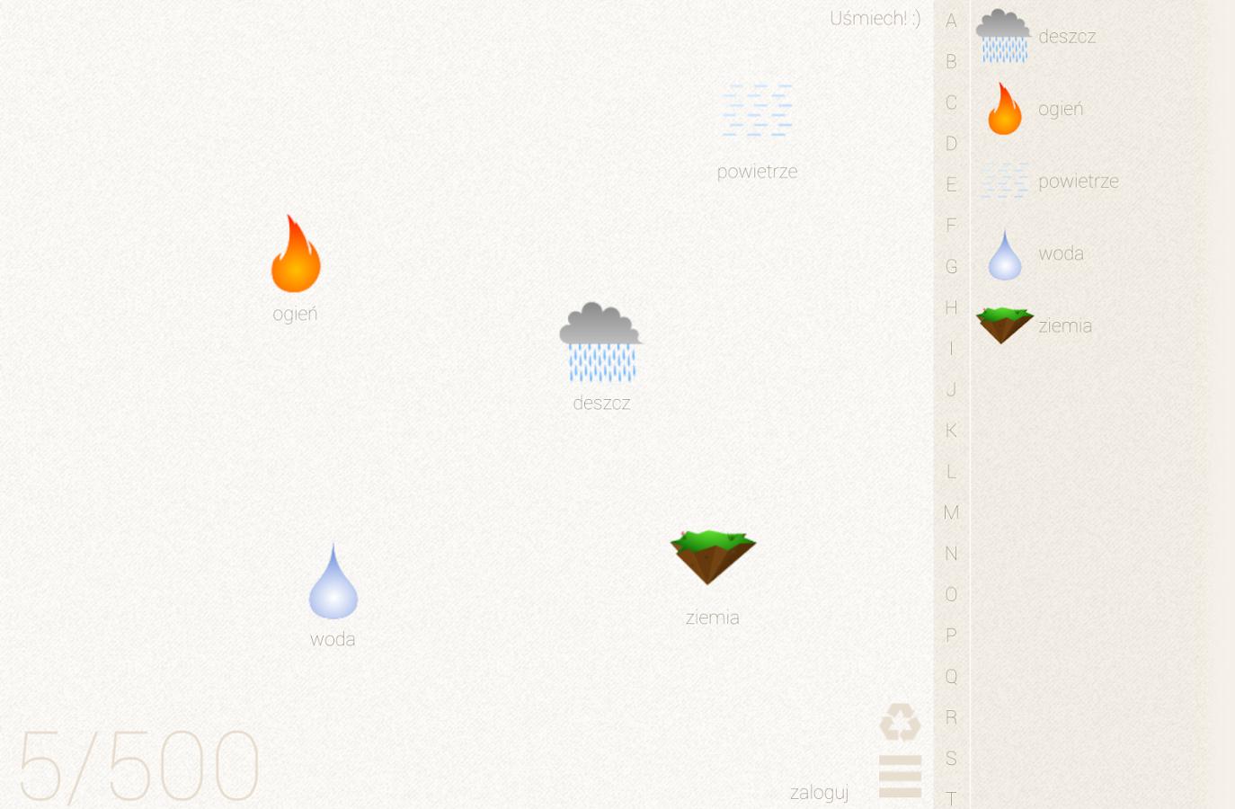 little alchemy ma y alchemik aplikacje na androida w