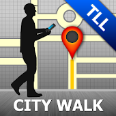 Tallinn Map and Walks